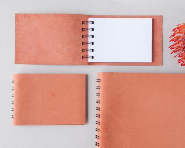 Leather-Vow-Books-coral