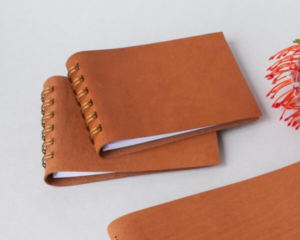 Leather-Vow-Books-whiskey-brown