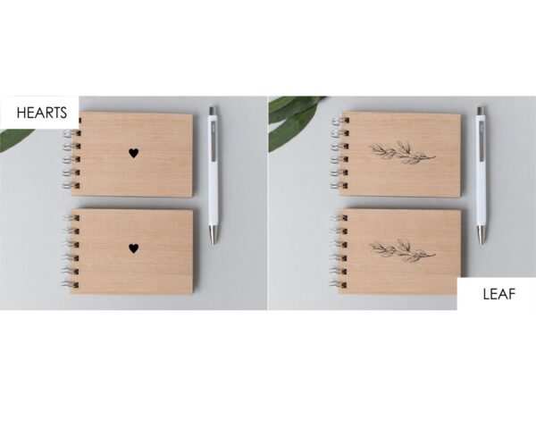 heart and leaf vow books