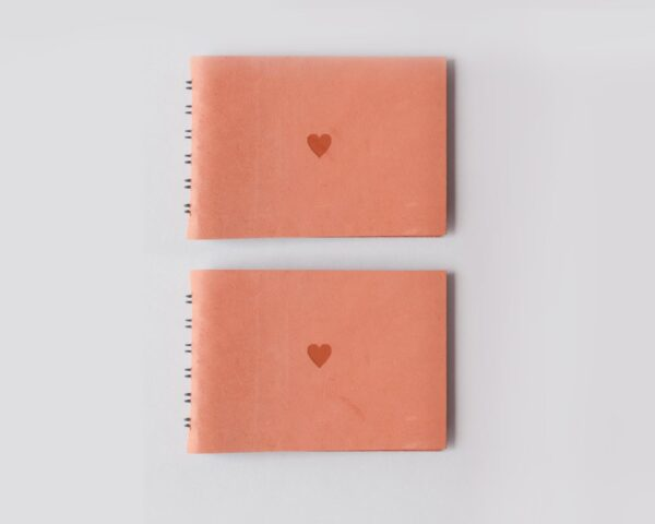 pink-vow-books-with-heart